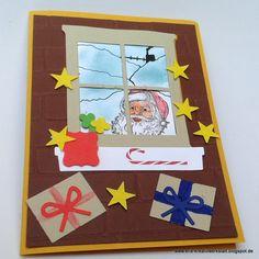 #Weihnachtskarten von meinen kleinen Weihnachtselfen   http://eris-kreativwerkstatt.blogspot.de/2016/12/weihnachtskarten-von-meinen-kleinen.html  #stampinup #teamstampingart #weihnachten #xmas #christmas #weihnachtskarte #karte