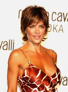 Lisa Rinna Photos: U.S. Launch Of Roberto Cavalli Vodka - Arrivals