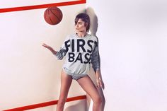 Get Loose with First Base Fitness Wear …