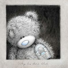 ♥ Tatty Teddy ♥ Me to You ♥ Vintage Bear ♥ Tatty Teddy, Cute Images, Cute Pictures, Teddy Beer, Teddy Bear Pictures, Blue Nose Friends, Bear Illustration, Cute Clipart, Love Bear