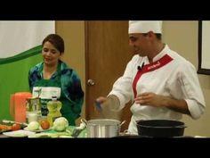 Talleres de Cocina Saludable: Hipertensos, lo que no sabías que podías comer - Canelones rellenos - YouTube Rose Art, Health Diet, Superfoods, Remedies, Videos, Youtube, Breakfast, Healthy, Medicine