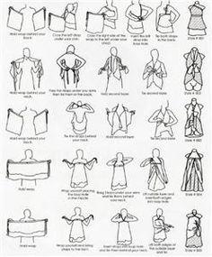 "Vintage Silk Magic 34"" Length Reversible Sarong Pareo Wrap Skirt Tube Dress size large/plus size"
