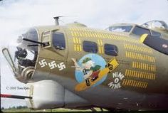 ww2 bomber nose art - Google Search