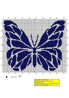 1 million+ Stunning Free Images to Use Anywhere Butterfly Cross Stitch, Cross Stitch Bird, Cross Stitch Animals, Cross Stitch Charts, Cross Stitch Designs, Cross Stitching, Cross Stitch Patterns, Loom Patterns, Beading Patterns