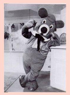Dancing Bear from Captain Kangaroo.