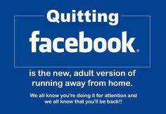 Facebook Quote