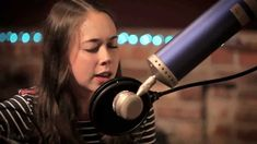 "Sarah Jarosz ""Ring Them Bells"" The Americana Sessions (Bob Dylan)"