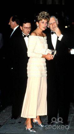 Lady Diana princesse de Galles  CMFB  #CMFB