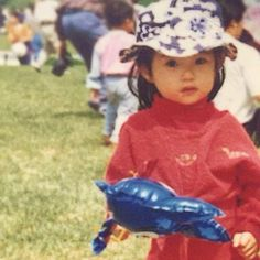 # ❥ 170601 | Pre-debut photo of our fake maknae Irene ❤️ • Happy International Children's Day  • #IRENE #아이린 #BAEJOOHYUN #배주현 #REDVELVET #레드벨벳 #PREDEBUT