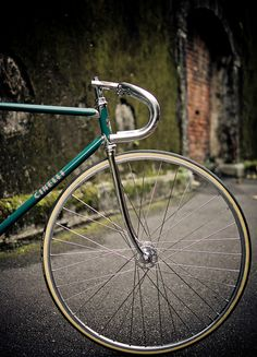Cinelli Speciale Corsa Pista by Father_TU, via Flickr