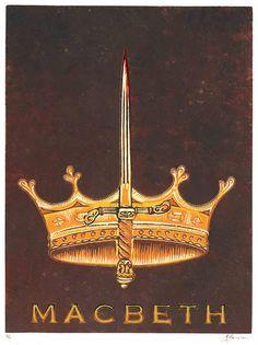 Ik vind dat deze affice heel erg goed is. Het beschrijft de verhaal goed. Als je een kroon en een zwaard ziet dan denk je al automatisch aan een koninkrijk en dat er onrust is en dat vind ik passen bij macbeth.