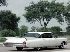 Cadillac Fleetwood Sixty Special '1960