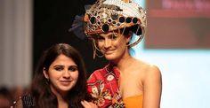 Faiza Saqlain Collection 2013 At Fashion Pakistan Week 5