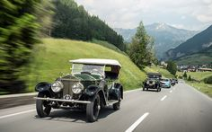 Rolls-Royce 2013 Centenary Alpine Trial 1926