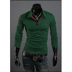 Men Polo Stylish Slim Fit Shirts, Casual T-Shirts, Various Colors