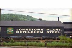 Vintage Johnstown: Steel Gone