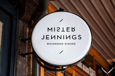 Recently opened, chef Ryan Flaherty's casual fine dining restaurant, Mister Jennings, has brought a breath of fresh air back to Bridge Road, Richmond. Melbourne Restaurants, Bridge, Bring It On, Dining, Life, Food, Eten, Bridges, Restaurant