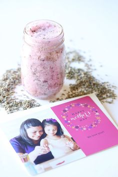 Mother's Day is coming up and this lavender sugar scrub recipe would be the perfect homemade gift for mom! With only 5 ingredients, many of which you might already have in your pantry, this recipe is easy and smells divine. Use the HP Cards App to print a card for mom right from your phone. You can create a personalized ... Read More