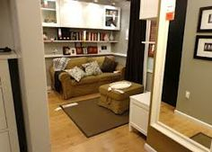 ikea small spaces - cool!