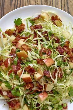 Recipe: Apple-Bacon Slaw — Fall's Greatest Hits
