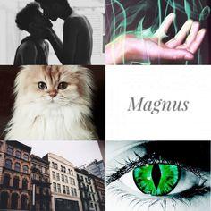 #magnus aesthetic