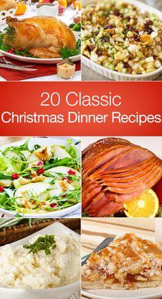 Easy Christmas Dinner Menu.33 Best Easy Christmas Dinner Images In 2019 Cooking