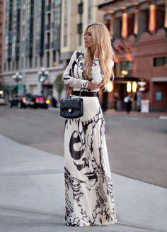 Maxi Dress....I want something similar to this.