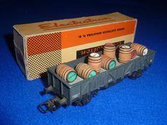 Petite annonce gratuite vente : Wagon electrotren transport de vin