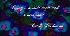 Emily Elizabeth Dickinson (December 10, 1830 – May 15, 1886) was an American poet.