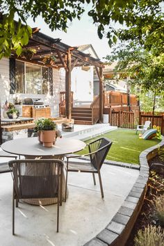 Outdoor Spaces, Outdoor Living, Outdoor Decor, Outdoor Ideas, Budget Patio, Patio Makeover, Backyard Patio, Backyard Landscaping, Decoration
