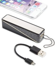 Triple C Universal Portable Charger with Mirror