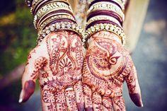Traditional Indian wedding henna! #MinneapolisWeddingPhotographers