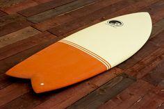 "6'4"" CODFATHER RED EPOXY Surfboard  San Diego, CA www.degree33surfboards.com"