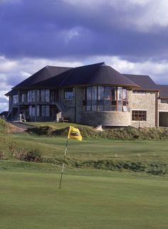 Ballyliffin golf Club, Ireland