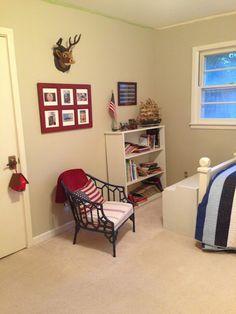 The Peacock Door: Dylan's Room