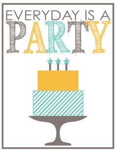 Super Cute party planning ideas