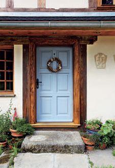 vchodové dveře anglické - Hledat Googlem Sweet Home, New Homes, Cottage, Colours, Exterior, Antiques, Outdoor Decor, House, Home Decor