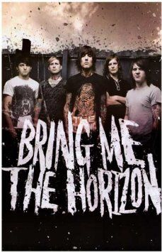 Amazon.com: Bring Me the Horizon - Explosion Portrait - 11x17 Poster: Home & Kitchen