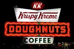 Krispy Kreme by Terry Richardson.