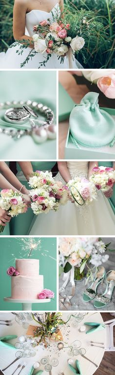 There is something beautiful about sea-foam green. It's a soft and elegant color that will compliment any brides wedding. Combine sea-foam green with flowers and a waterfront wedding, you won't want to have your wedding anywhere else, except at Kiana Lodge. Wedding Beauty, Wedding Bride, Wedding Engagement, Seattle Wedding Venues, Waterfront Wedding, Wedding Looks, Green Wedding, Wedding Cakes With Flowers, Cake Flowers