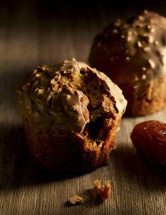 """Muffins """"Le chocolat qui me fait craquer"""" Christophe Michalak. Editions Plon"""