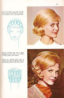 Meisterfrisuren Jen aber nie Jenn: Hair & Classic Cocktail Flair Why Buy Diamonds Diamonds are t Vintage Hairstyles Tutorial, Retro Hairstyles, Wedding Hairstyles, School Hairstyles, Pelo Vintage, Hair Patterns, Ear Hair Trimmer, Beach Wave Hair, Pin Up Hair