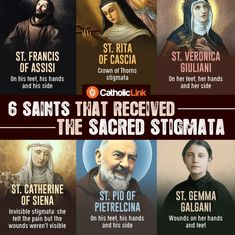 6 Saints Who Received the Mysterious Gift of Stigmata | ChurchPOP