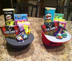 best food and craft ideas for Easter, Easter basket ideas for teen boys