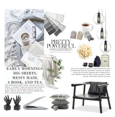 """Day Mood"" by tamo-kipshidze ❤ liked on Polyvore featuring interior, interiors, interior design, home, home decor, interior decorating, Dot & Bo, Sonneman, Fred & Friends and Pier 1 Imports"