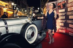 fashion in my eyes: Outfit post: The Great Gatsby Party