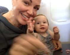 We recently flew with our baby from Nashville to Chicago. We didn't think much of it. It was a short flight, and little Maggs had flown with us s. Baby Boy, Get Baby, Traveling With Baby, Travel With Kids, Baby Travel, First Time Parents, After Baby, Everything Baby, Baby Time