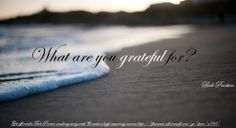 Gratitude is not something to dismiss or feel like a chore to embrace.  It is THE way to live life.  It is THE way to bring MORE into your life. It is THE way to become an open channel for all the abundance you deserve.  Just start with 1 thing to be grateful for every day, and ask yourself WHY you are grateful for it so you FEEL gratitude. Then watch how your world shifts! #LIVEWITHGRATITUDE
