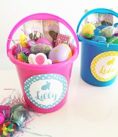 boy and girl easter basket ideas