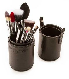 """""""My Face And Eye"""" Professional Set 12 Piece Brush Set With Cup Holder Highlighter Brush, Contour Brush, Eyeliner Brush, Lip Brush, Winged Eyeliner, Brush Set, Beauty Brushes, Eye Brushes, It Cosmetics Brushes"""
